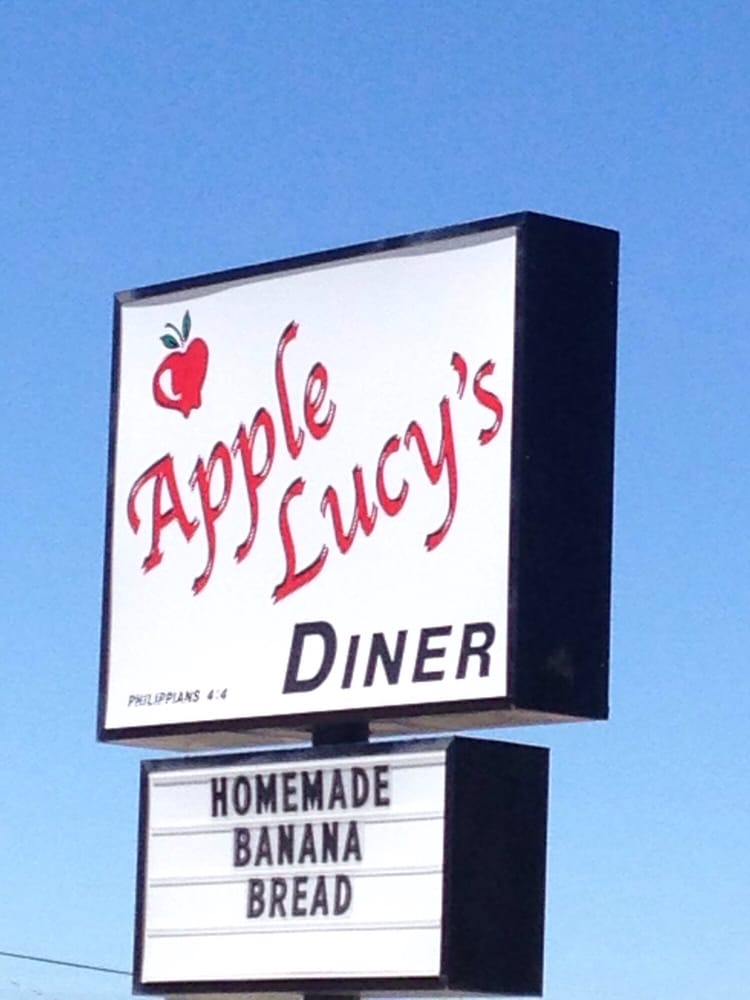 Apple Lucy's Bakery and Diner: 203 N 9th St, Parma, ID