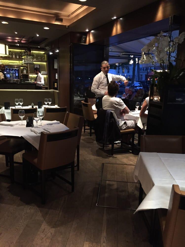 Le caf de l alma french restaurants tour eiffel champ de mars paris f - Tour maubourg restaurant ...