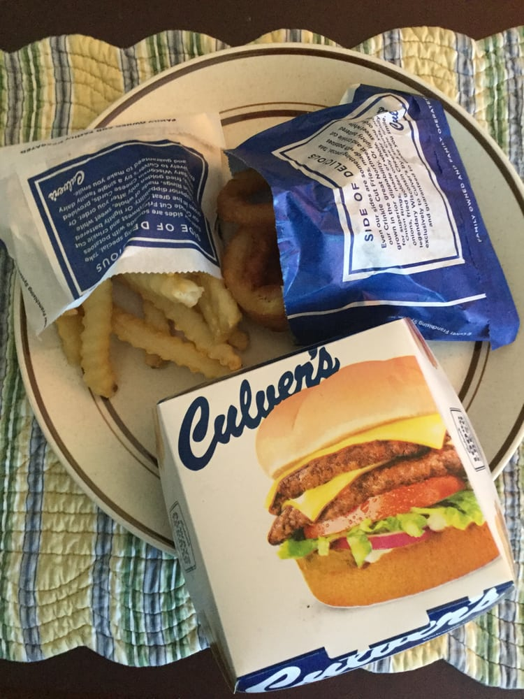 Culver's: 2008 Gulf To Bay Blvd, Clearwater, FL