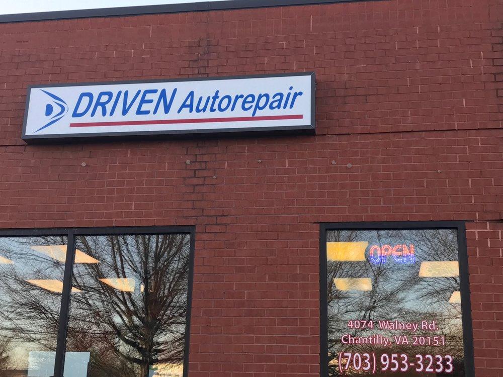 Driven Auto Repair & Transmissions: 4074 Walney Rd, Chantilly, VA