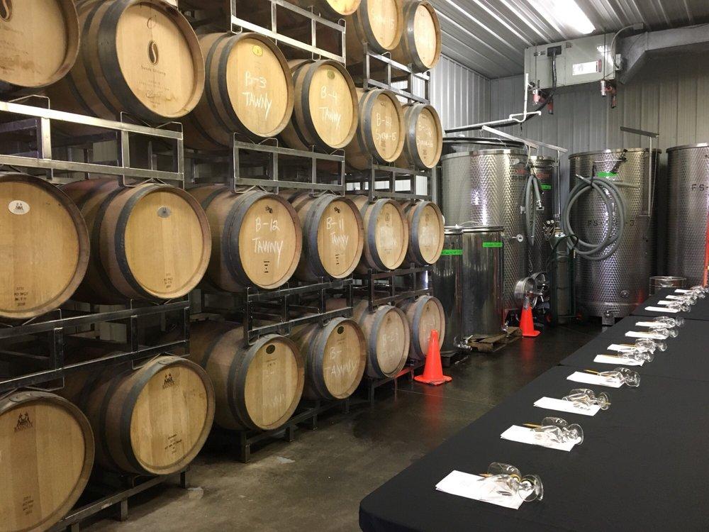 Satek Winery: 6208 N Van Guilder Rd, Fremont, IN