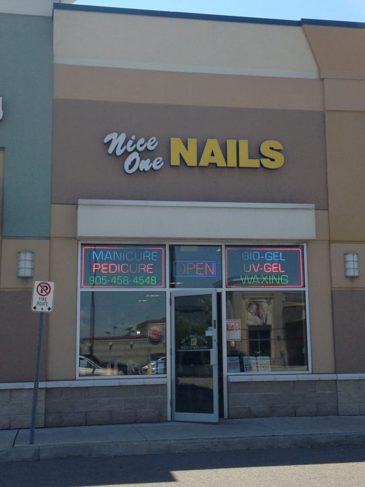 Nice One Nails - 12 Reviews - Nail Salons - 2901 Queen Street E ...
