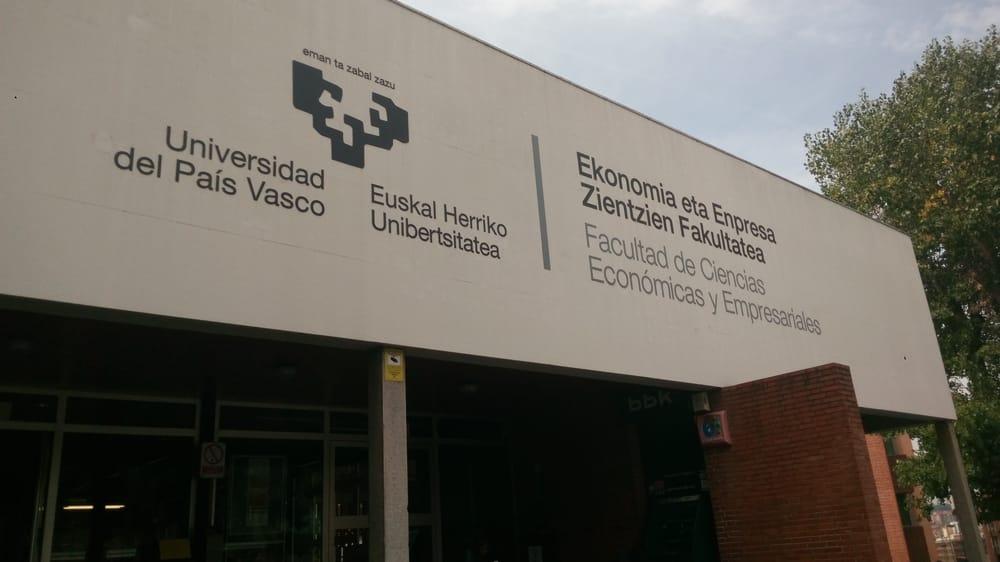 Universidad del pais vasco colleges universities for Universidad cocina pais vasco