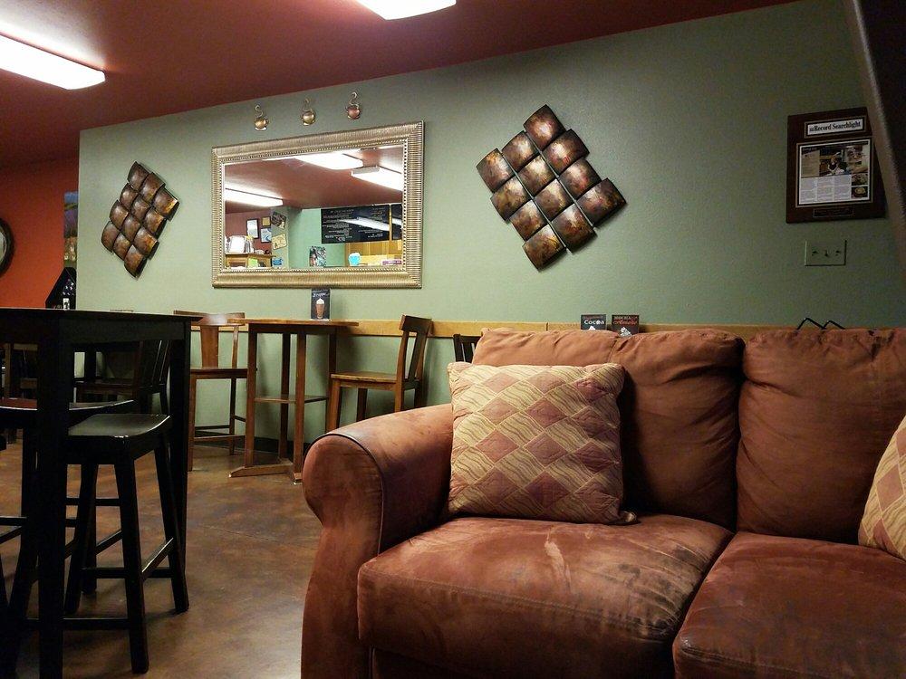 Higher Ground Coffee: 28526 State Hwy 44, Shingletown, CA