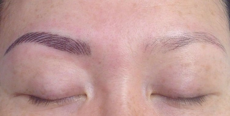 Before and after yelp for 3d eyebrow tattoo el monte ca