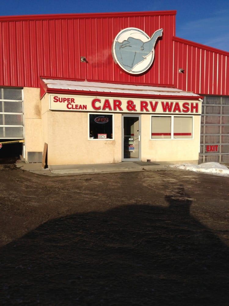 Super Clean Car & Rv Wash