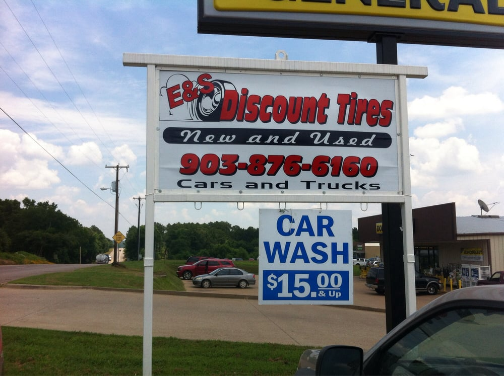Photo of E&S Discount Tires: Frankston, TX