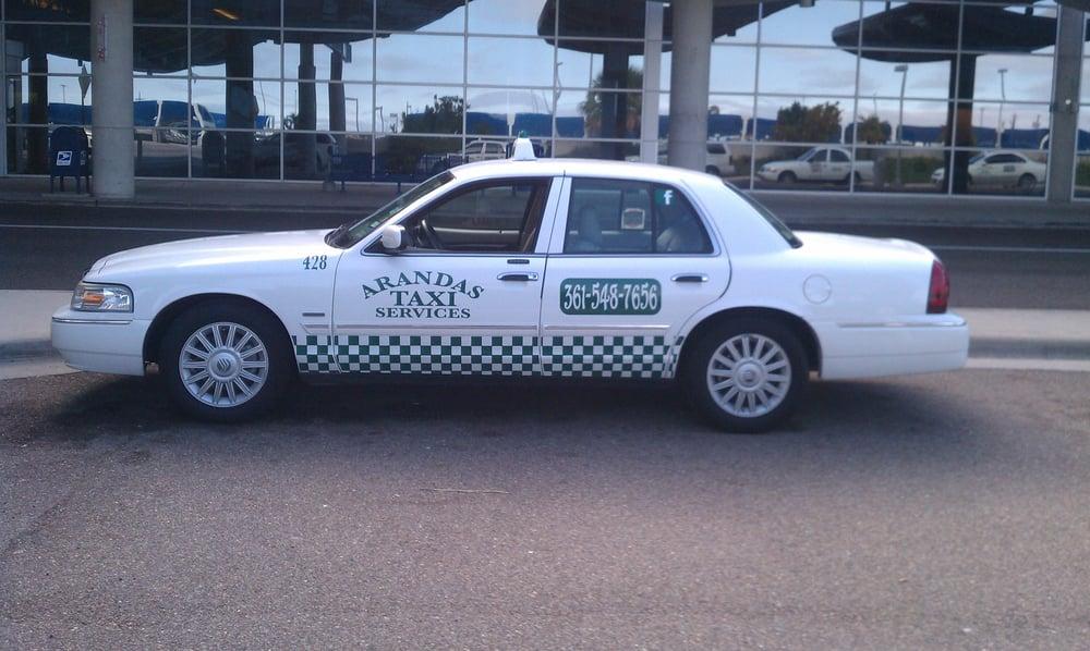 Arandas Taxi Services: 3030 Washington St, Corpus Christi, TX