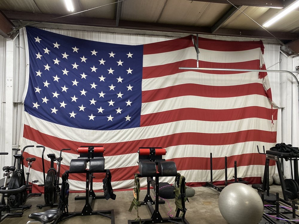 Crossfit Countdown: 2600 Greenup Ave, Ashland, KY