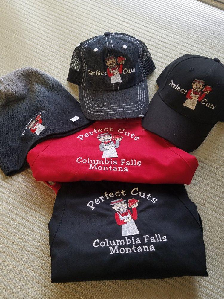 Perfect Cuts: 1030 3rd Ave E, Columbia Falls, MT
