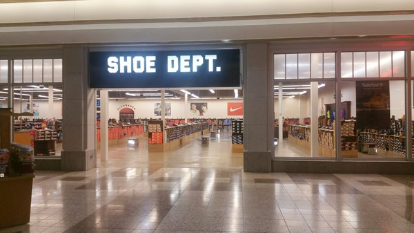 Shoe Dept 408 Shoe Stores 2901 Pines Mall Dr Pine Bluff Ar