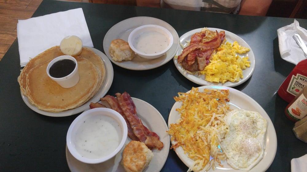 Photo Of Ollie S Station Restaurant Tulsa Ok United States Breakfast At