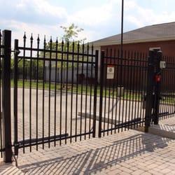 Photo Of K C Fence Nashville Tn United States Steel Gate