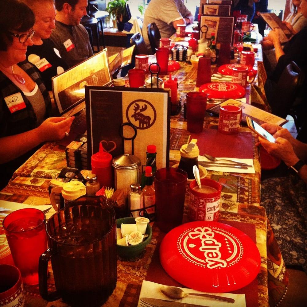 OYE: Yelp's Brinner Bash at Cafe AK: 2602 Spenard Rd, Anchorage, AK