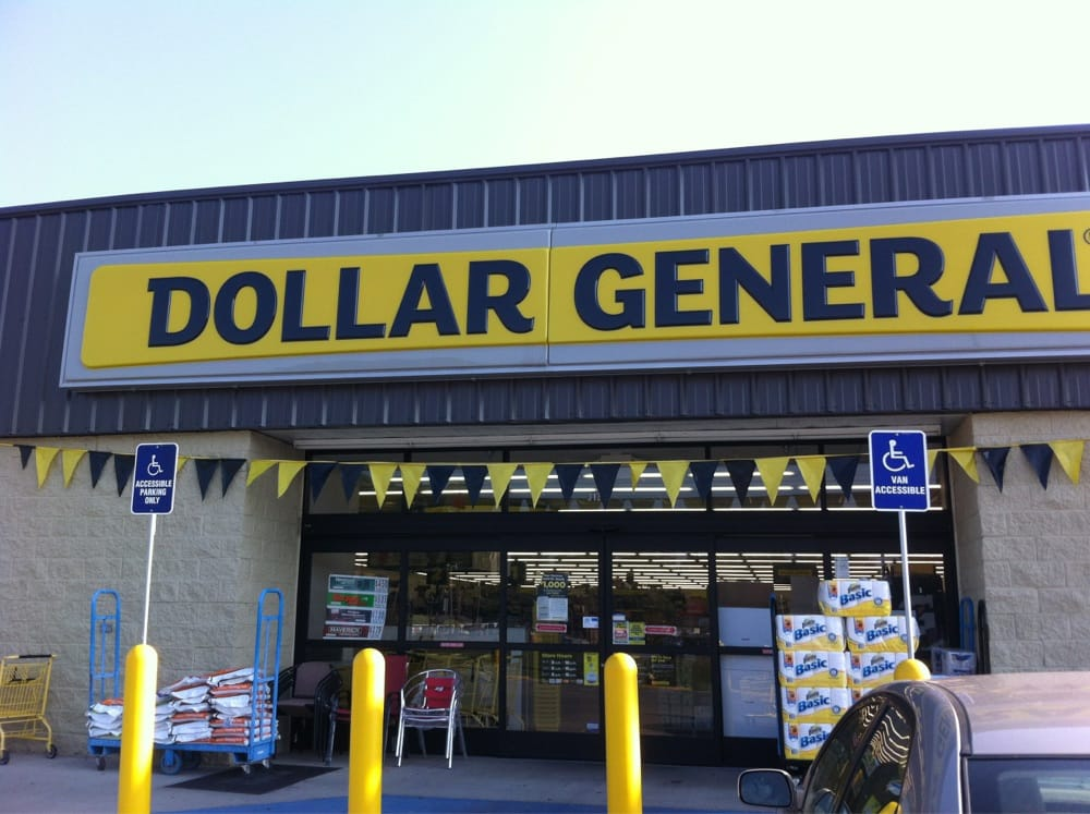 Dollar General Store: 33751 Highway 12 W, Durant, MS