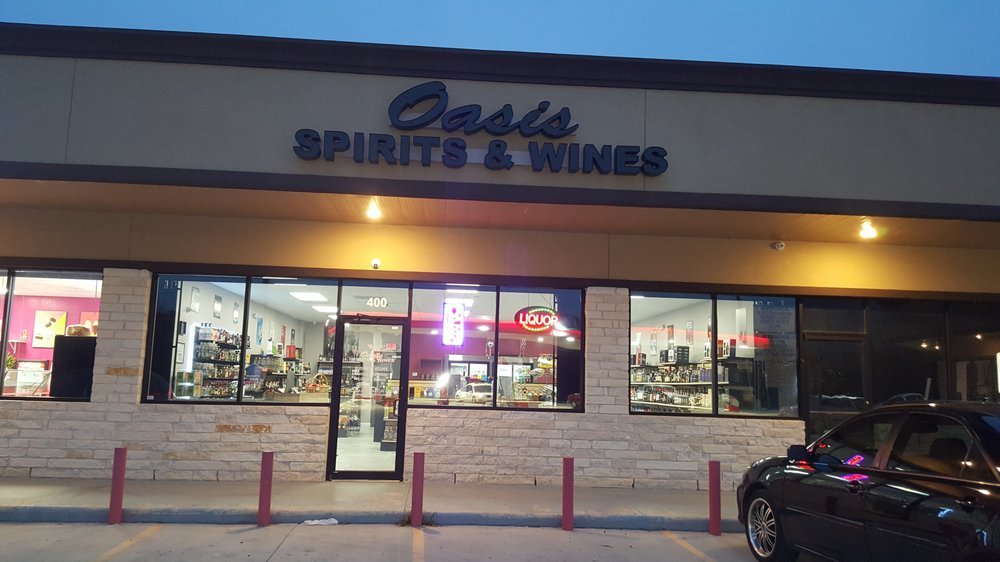 Oasis Spirits and Wine: 6911 Fm 521 Rd, Arcola, TX