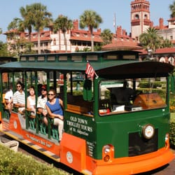 Holly Jolly Trolley Tours St Augustine Fl