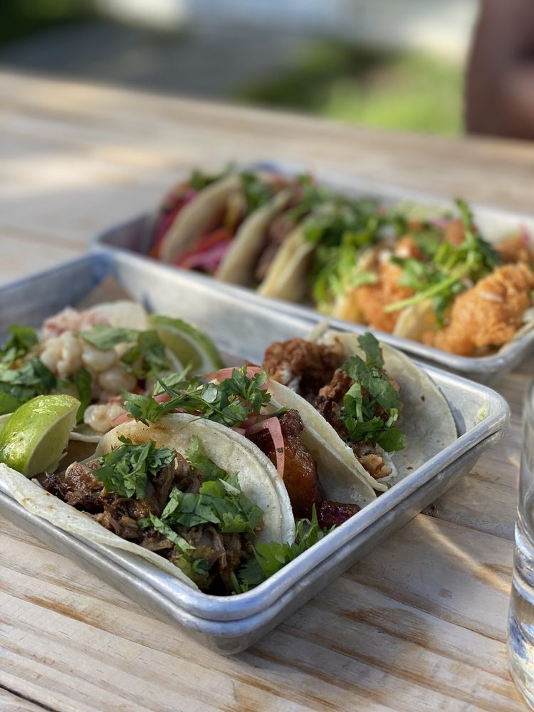 Food from Bartaco