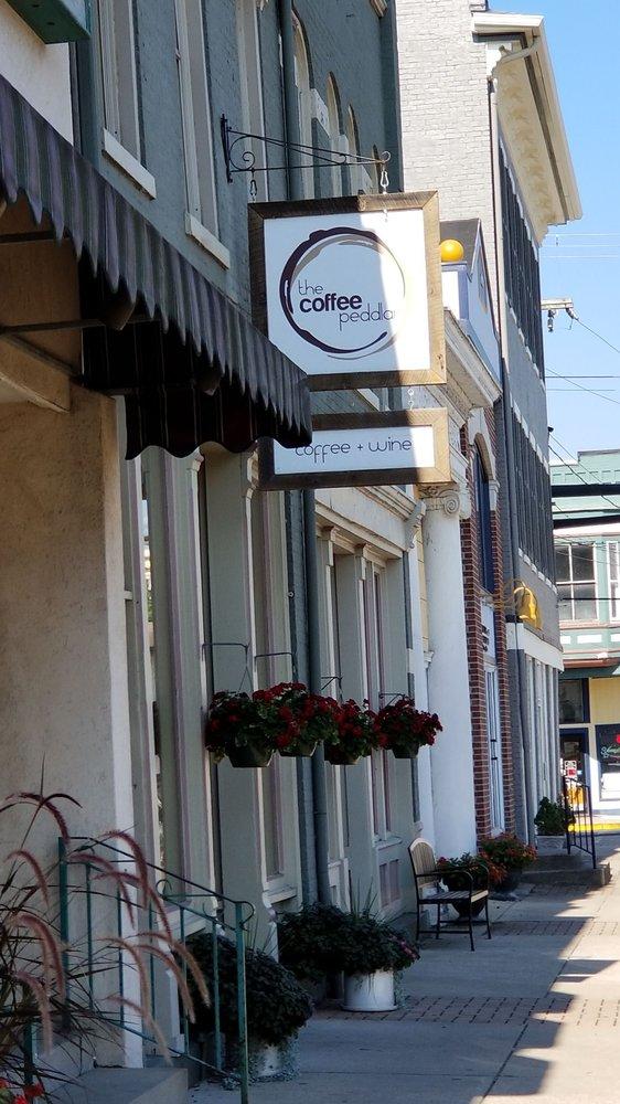 The Coffee Peddlar: 112 Harrison Ave, Harrison, OH
