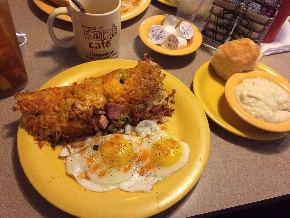 Kirby's Cafe: 219 W 6th St, Okmulgee, OK