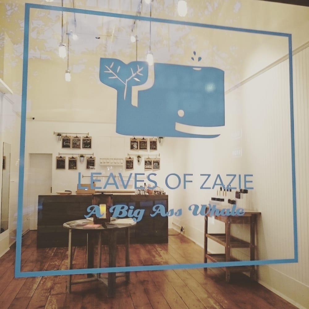 Leaves of Zazie - CLOSED - Cannabis Clinics - 109 E Broadway Street ...