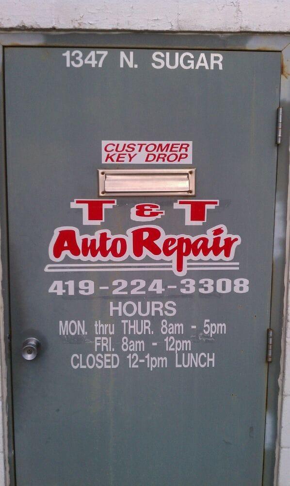 T & T Auto Repair