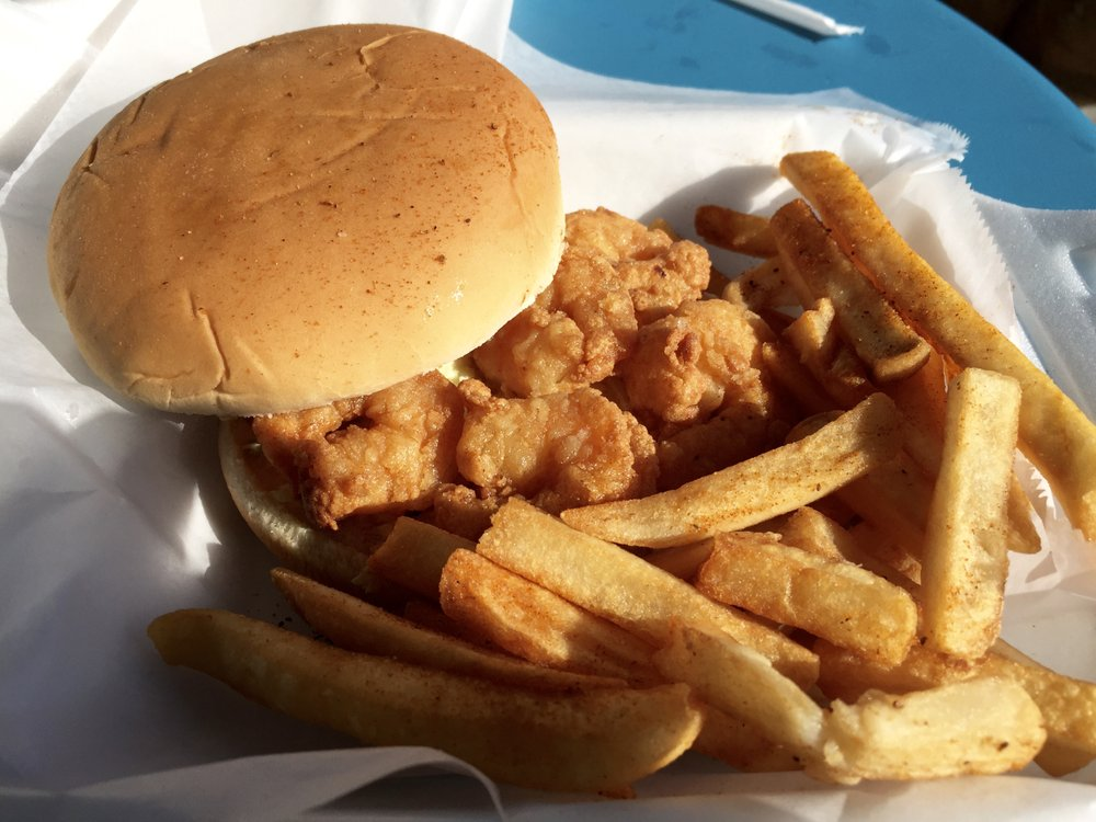The Stingray Cafe: 520 S Front St, New Bern, NC