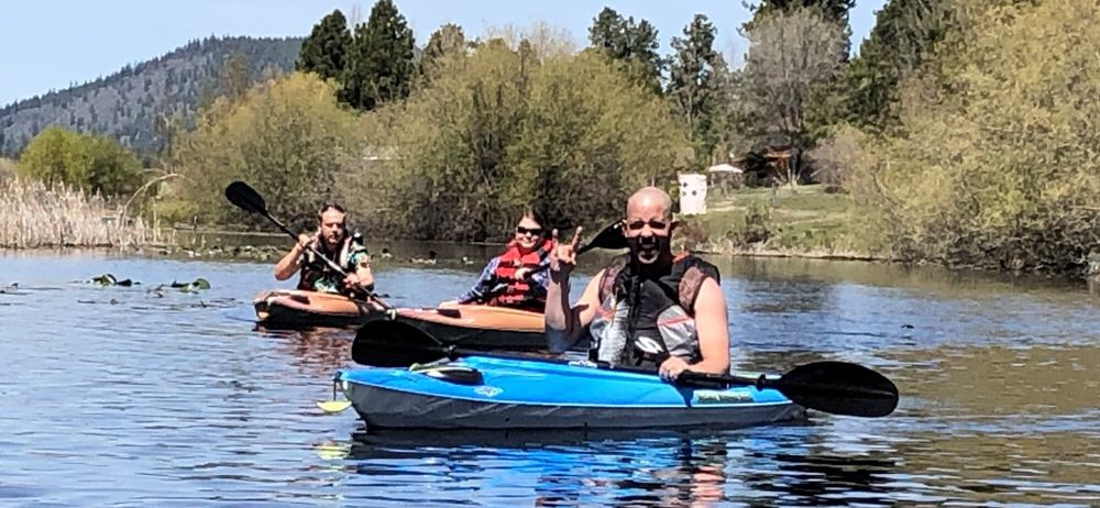 Sky Lakes Wilderness Rentals: 112 E Chocktoot St, Chiloquin, OR