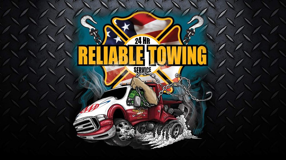 Reliable Towing: 10862 N Government Way, Coeur d'Alene, ID