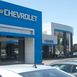Young Chevrolet - 10 Photos & 11 Reviews - Car Dealers - 645 N Main
