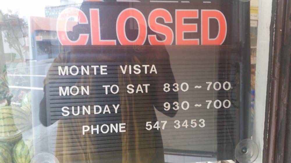Monte Vista Food Center