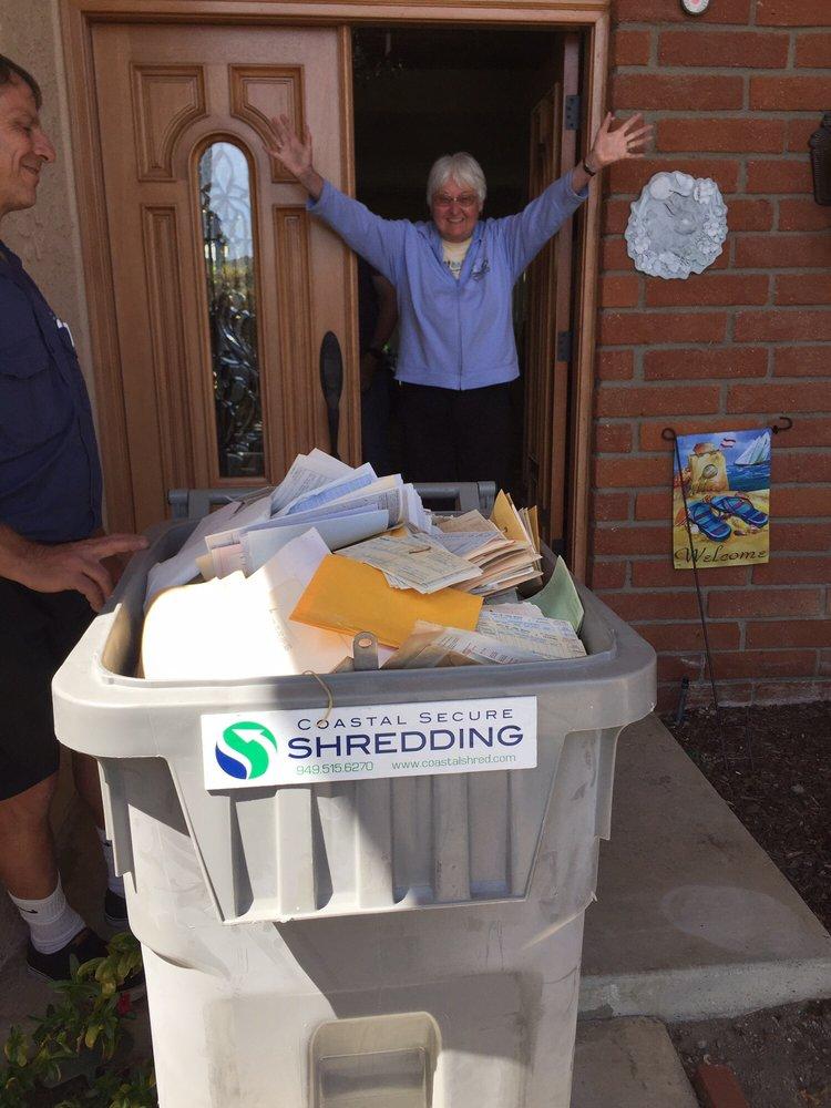 Coastal Secure Shredding: 1765 Placentia Ave, Costa Mesa, CA