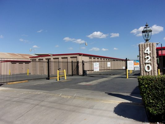 StorQuest Self Storage 420 Mercey Springs Rd Los Banos, CA Storage  Facilities   MapQuest