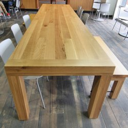 Attrayant Photo Of Reclaimed Table   Chicago, IL, United States. White Oak Communals  And