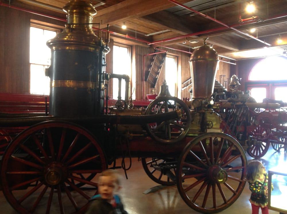 Foyer Museum Reviews : Fireman s hall museum photos reviews museums
