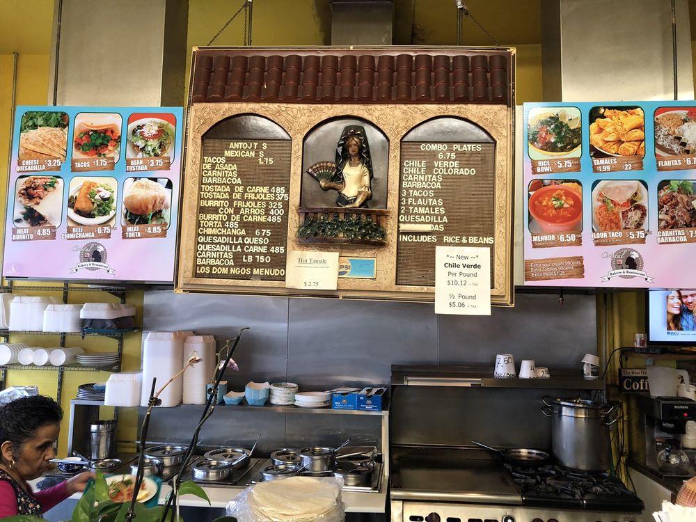 Cristal Bakery: 704 O St, Sanger, CA