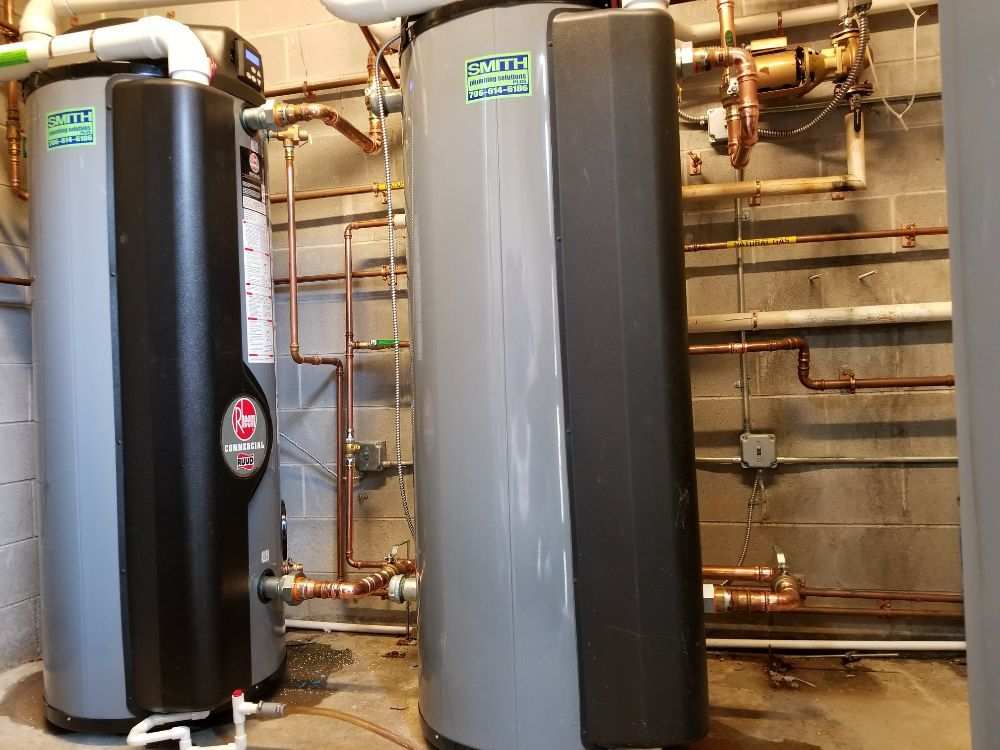 Smith Plumbing Solutions Plus: 235 Pope Miller Rd, Hull, GA