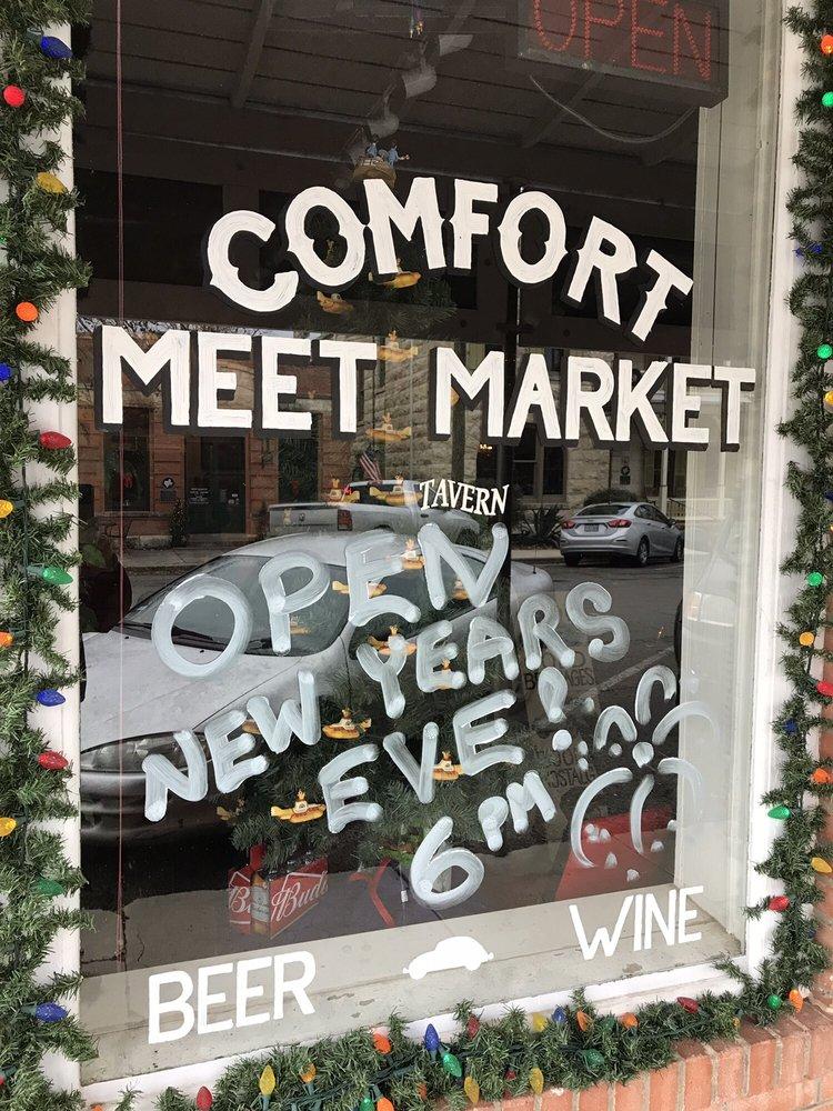 Comfort Meet Market: 714 High St, Comfort, TX