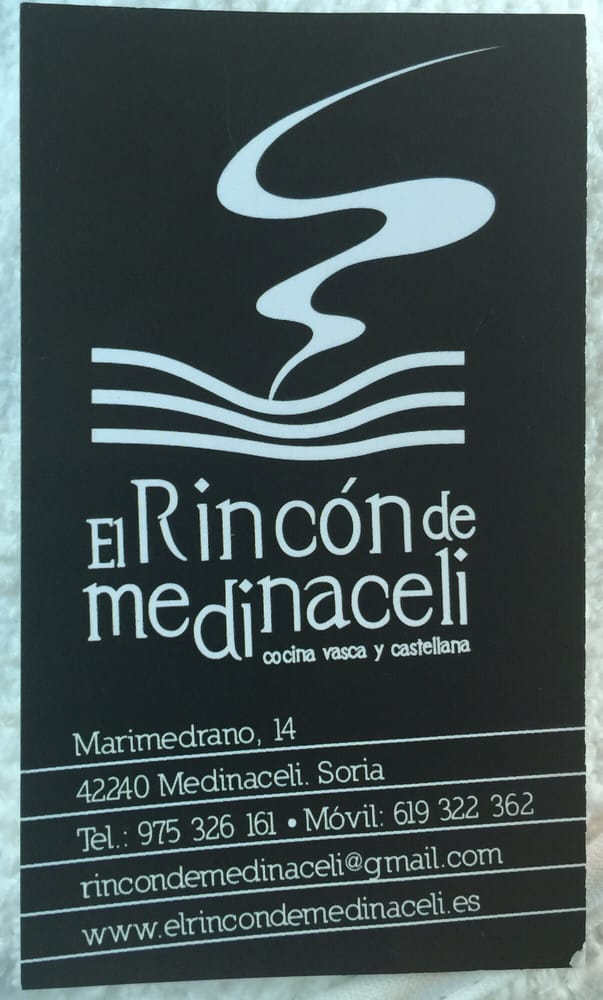 El Rincón de Medinaceli
