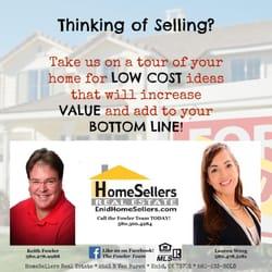 Homesellers Real Estate   14 Photos   Real Estate Agents   2523 N Van Buren  St, Enid, OK   Phone Number   Yelp