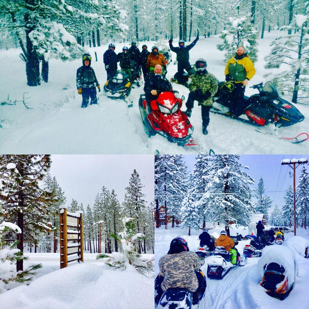 Explore! Sierra Touring Company: 2634 County Rd, Portola, CA