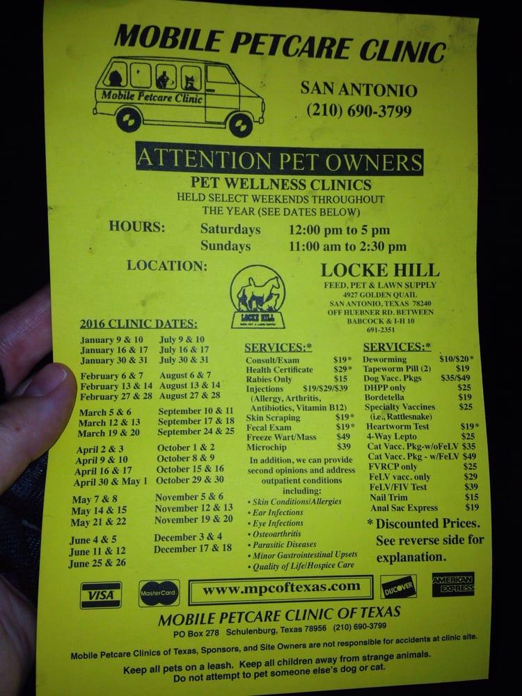 Locke Hill Feed, Pet & Lawn Supply - Northwest Side - San ...