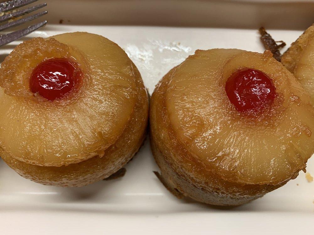 Food from Luna Cafe