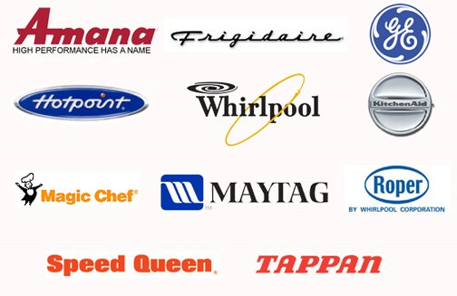 Major Appliance Brands We Service Yelp