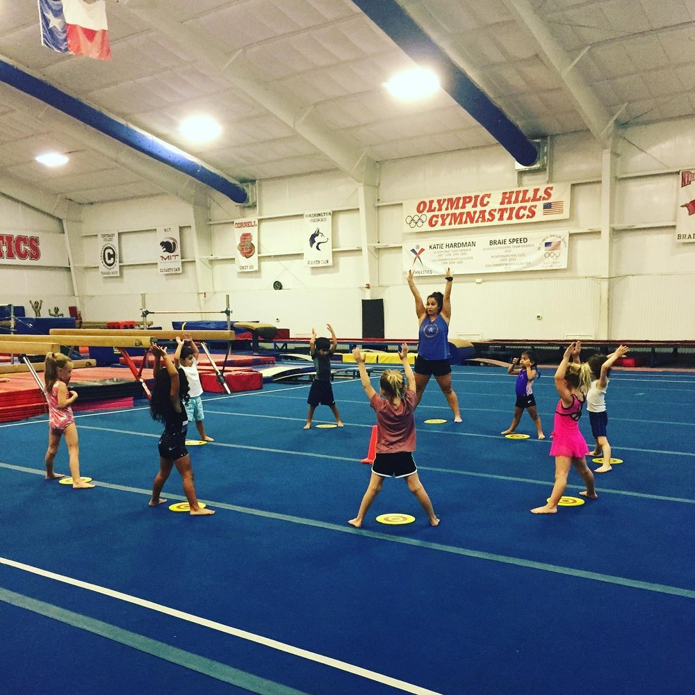 Olympia Hills Gymnastics