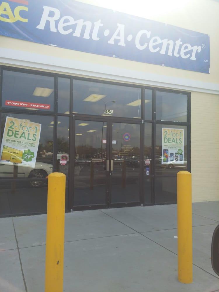 Rent A Center Furniture Rental 956 Arlington Rd N Greater Arlington Jacksonville Fl