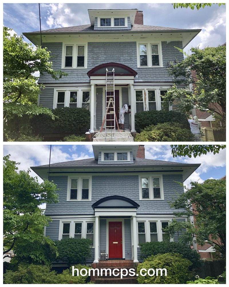 Hömm Certified Painting Systems: 6192 Old Franconia Rd, Alexandria, VA