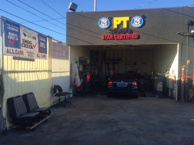 PT Smog 14 s & 19 Reviews Smog Check Stations