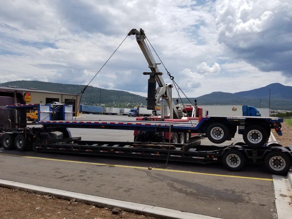 Murphy's Towing & Truck Repair: 1195 W Old Hwy 66, Ash Fork, AZ