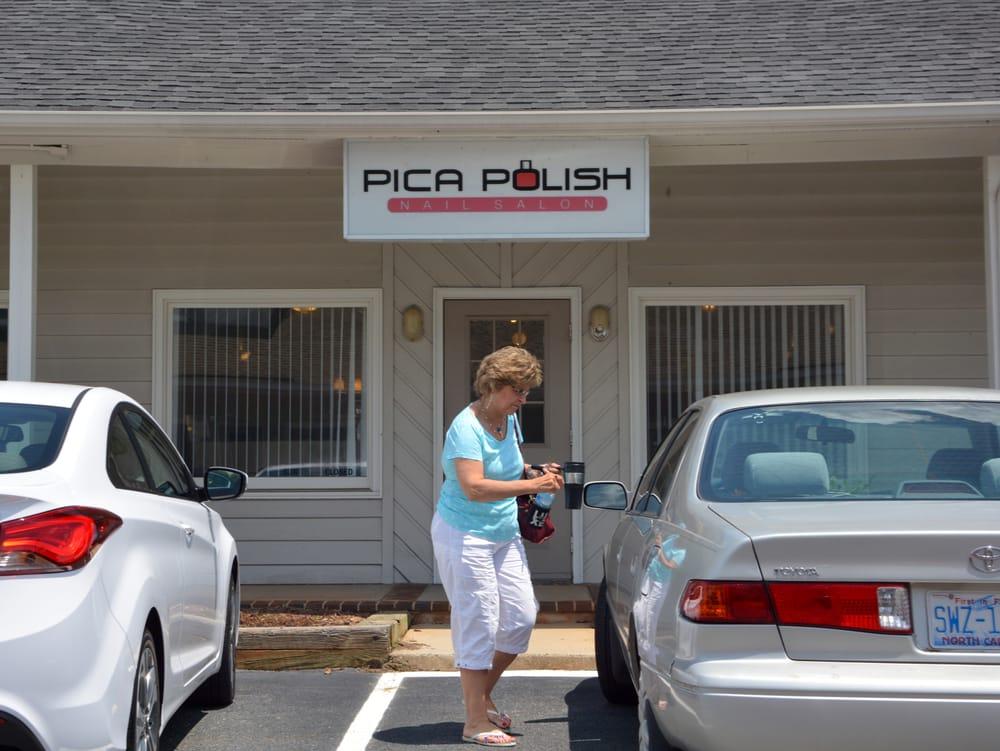 Pica Polish: 19700 W Catawba Ave, Cornelius, NC